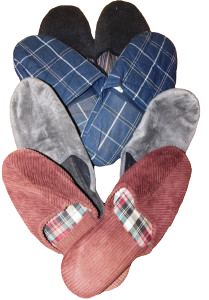 M slippers#